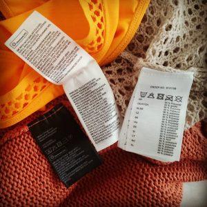 Textilkennzeichnung - Textilkennzeichnungspflicht