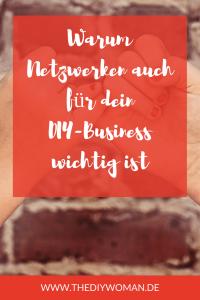 Warum Netzwerken auch für dein DIY-Business wichtig ist